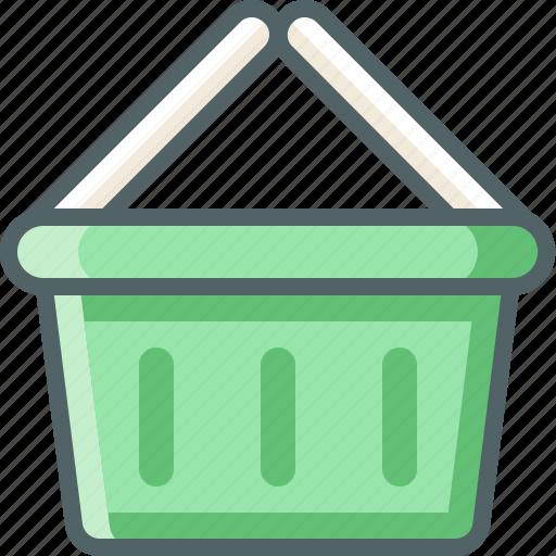 basket, buy, cart, commerce, ecommerce, shop, shopping icon