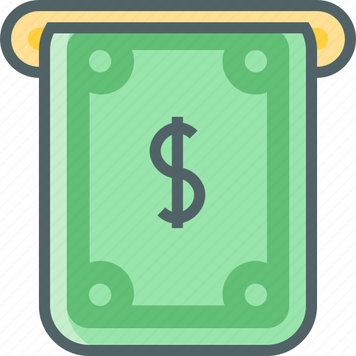 banking, cash, currency, dollar, financial, money, payment icon