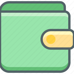 cash, credit, finance, money, payment, pocket, wallet icon