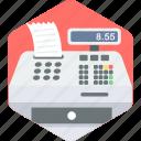 machine, billing, bill