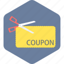 buy, coupon, online, sale, shop, shopping, web icon