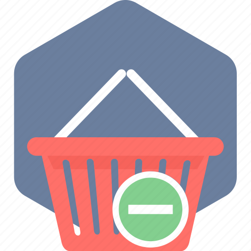 cart, delete, ecommerce, empty, from, remove, shopping icon