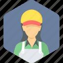 sales, female, assistant, woman, saleswoman, service, helper