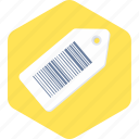 barcode, discount, label, price, sale, shopping, tag icon