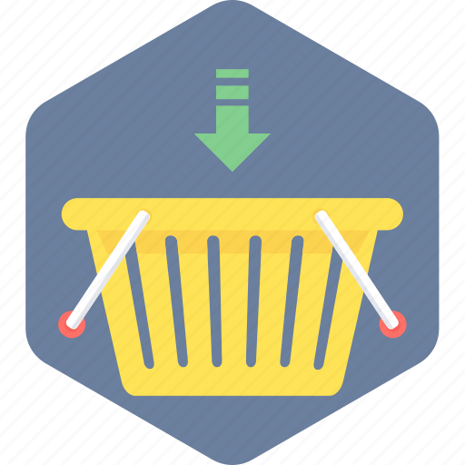 add, add to basket, basket, cart, shopping, to icon