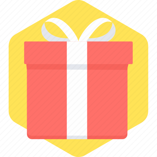 birthday, box, delivery, gift, package, shopping icon