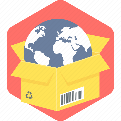 box, carton, delivery, package, parcel, product icon