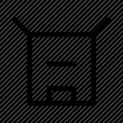 commerce, market, parcel, remove, shop, supermarket icon