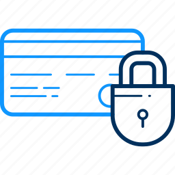 card, cvv, lock, pay, payment icon