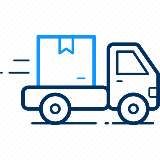delivery, free, road, shipping, transport, truck icon