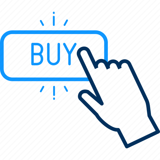 buy, click, ecommerce, shopping icon