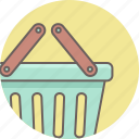 basket, buy, commerce, ecommerce, shop, shopping icon