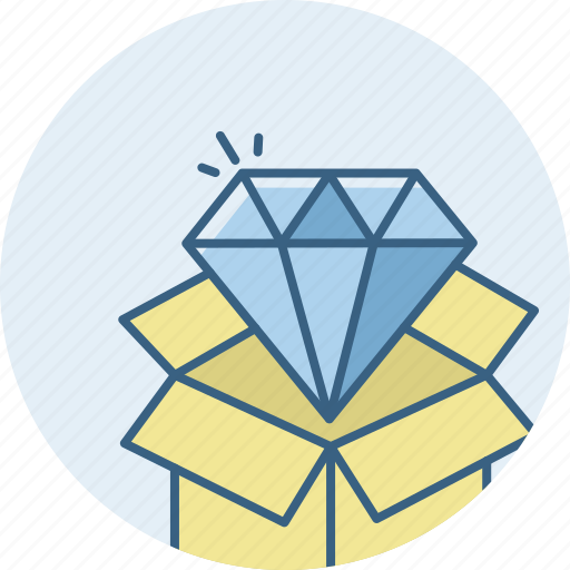 box, courier, delivery, package, shipping, shopping icon