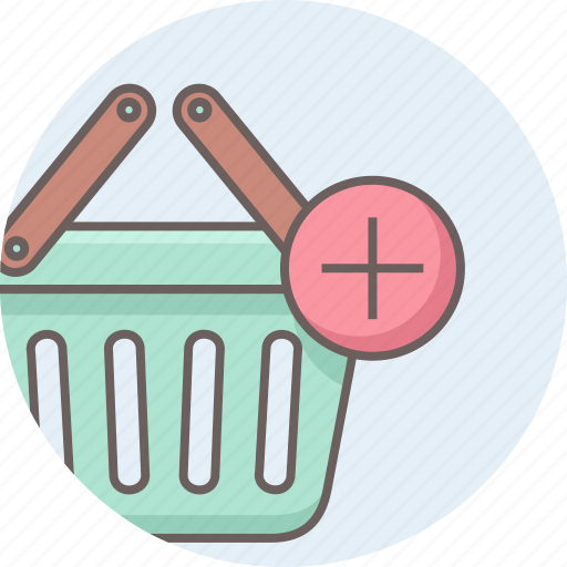add, basket, buy, cart, ecommerce, online, store icon