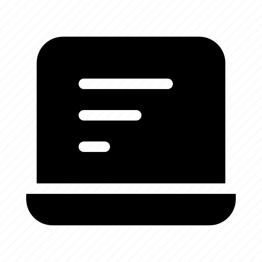 bar, chart, commerce, horizontal, market, notebook, shop icon
