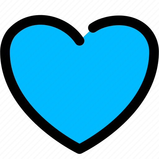bookmark, favorite, heart, like, love icon