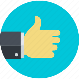 best, choice, flat design, marketing, recommendation, social media, thumb up icon