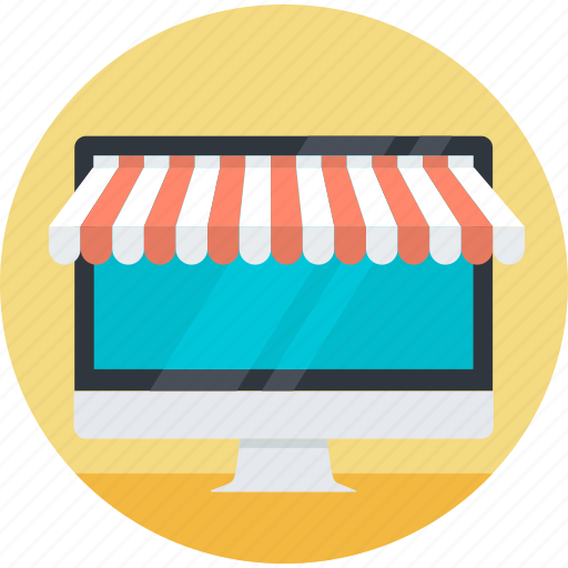 buy, e-commerce, flat design, online, shopping, store icon