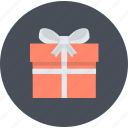 gift, round, shopping, special offer icon