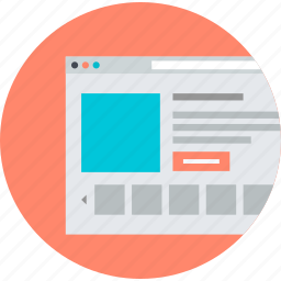 e-commerce, flat design, marketplace, online, sale, shopping, website icon