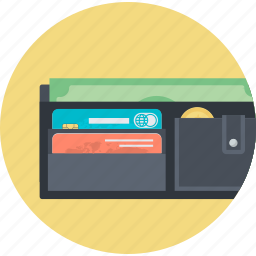 credit card, e-commerce, flat design, methods, money, payment, shopping icon