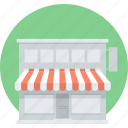 flat design, online, retail, round, shop, shopping, store icon