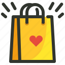 bag, deal, offer, sale, shopping icon