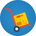 box, buy, cardboard, deliver, delivery, market, order, product, product delivery, purchase, shop, store, supermarket icon