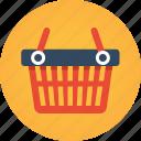 add to cart, basket, buy, e-commerce, ecommerce, empty, market, order, purchase, shop, shopping, store, supermarket icon