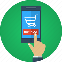 App, buy, buy now, e-commerce, ecommerce, hand, mobile ...