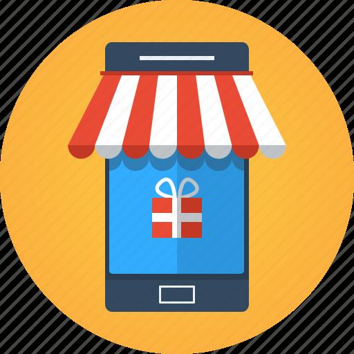 App app store buy e commerce ecommerce gift market for Mobili shop on line