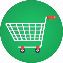 add to cart, buy, order, purchase, shop, shopping, store, supermarket, trolley icon