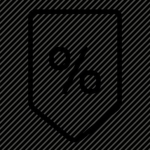 discount, price, sale, tag icon