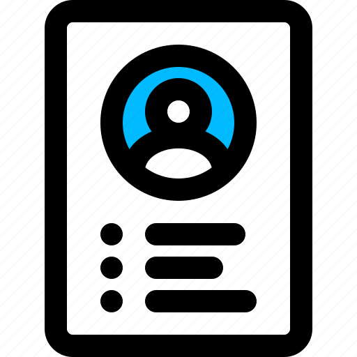 customer, detail, info icon
