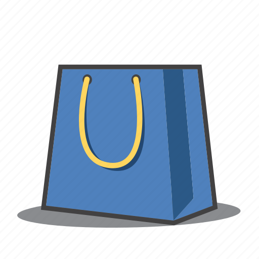 buy, ecommerce, shopping bag icon