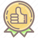 favorite, favourite, like, rating, thumb, up
