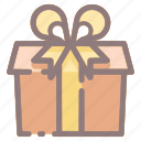 box, delivery, gift, package, parcel, present
