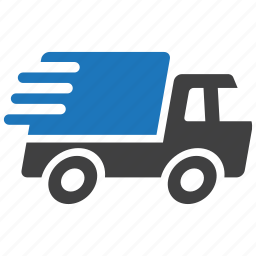cargo, delivery, express, logistics, shipment, truck, vehicle icon