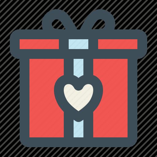 gift, gift box, present, present box, surprise icon