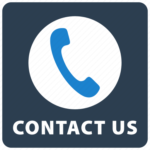 call, contact, phone, us icon
