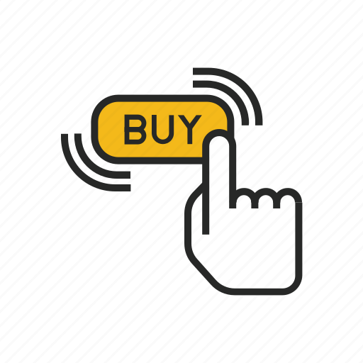 buy, cart, ecommerce, online, push, shop, shopping icon