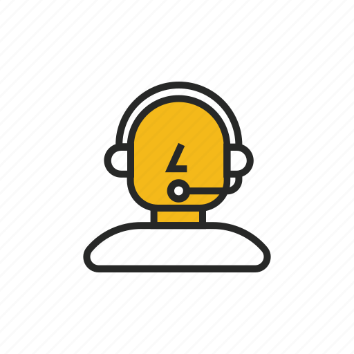 call, communication, customer, mobile, online, phone, service icon