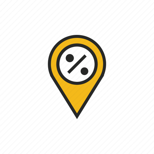 gps, location, map, navigation, pin, tag icon
