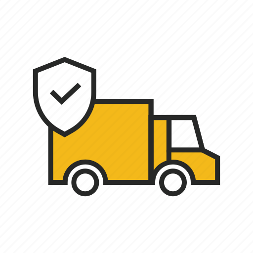 cargo, delivery, expedition, package, shipping, truck, vehicle icon