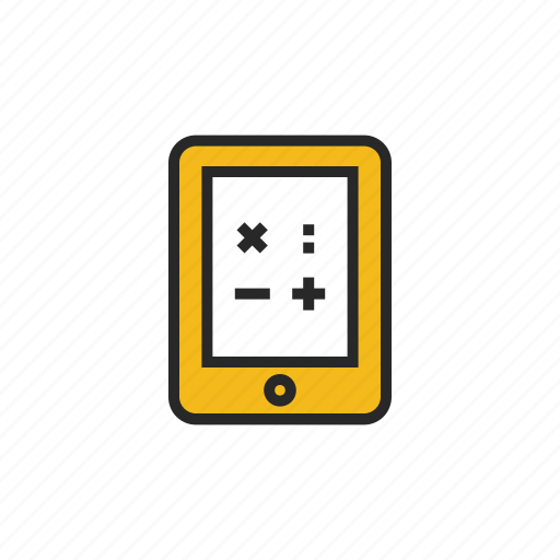 calculator, card, cash, credit, finance, payment, total icon