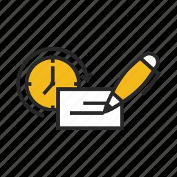 file, note, paper, preorder, wishlist, write icon