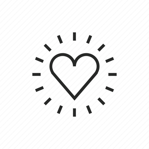 favorite, heart, like, love, product, romance, star icon