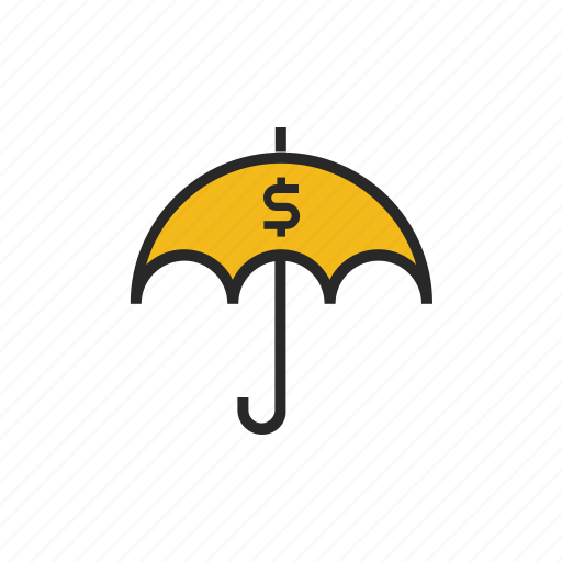 insurance, protection, safety, secure, security, umbrella icon