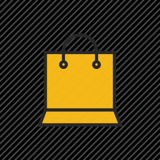 bag, buy, cart, ecommerce, shipping, shop, shopping icon