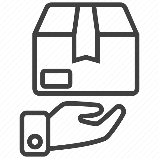 box, care, deliver, delivery, protection, shipping, warranty icon